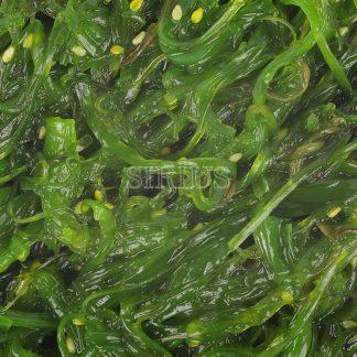Морская капуста, салаты